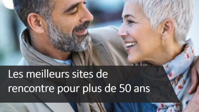 Les meilleurs sites de rencontres pour plus de 50 ans