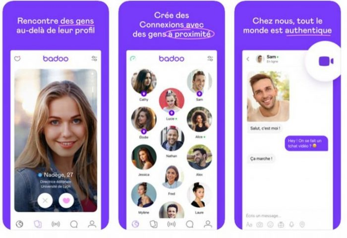 badoo meilleures applications de rencontres